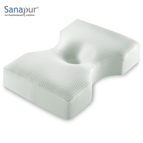 Sanapur Komfort-Kopfkissen CLIMA